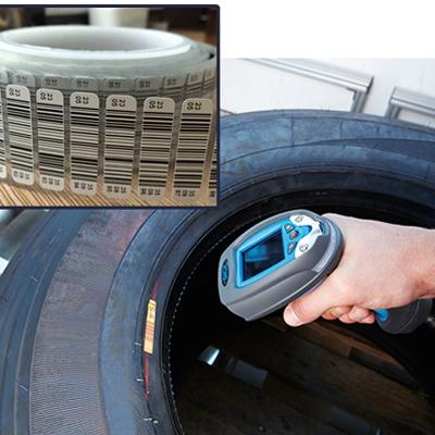 Vulcanized Tire Labels